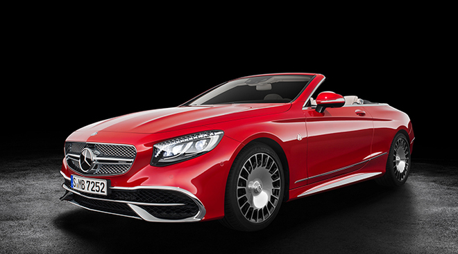 Mercedes-Maybach 650 S Cabriolet