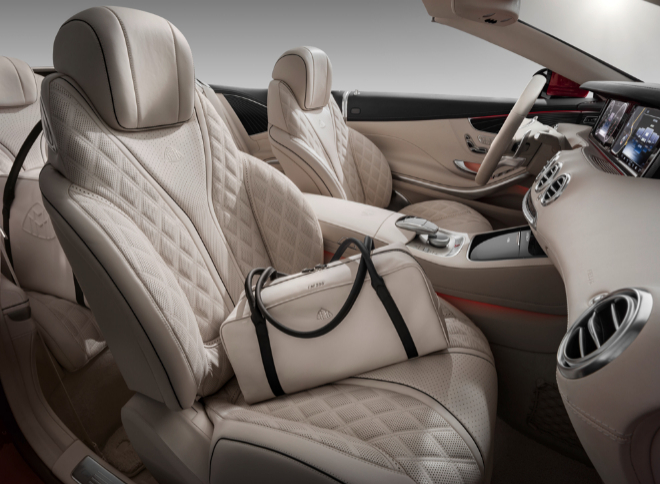 Interior Mercedes-Maybach S 650