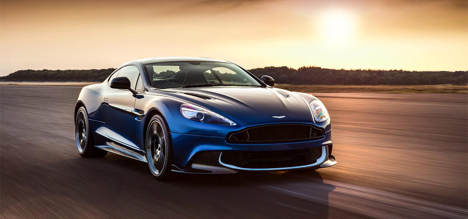 El nuevo Aston Martin Vanquish S ya está aquí