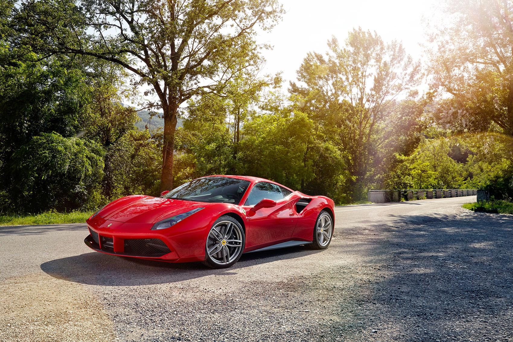 Ferrari 488 GTB, la nueva era de los motores Ferrari
